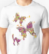 The Butterfly Chaser Unisex T-Shirt