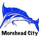 Morehead City Marlin by barryknauff