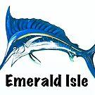 Emerald Isle Marlin  by barryknauff