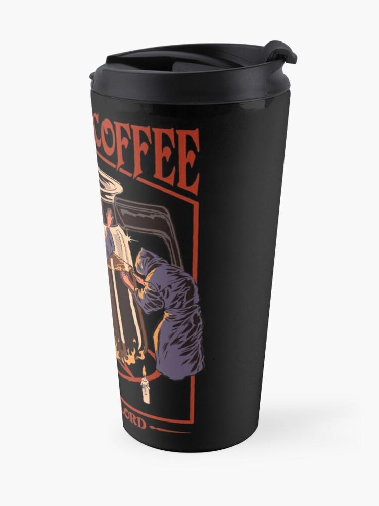 Alternate view of Worship Coffee Travel Mug