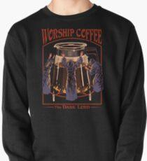 Anbetung Kaffee Sweatshirt