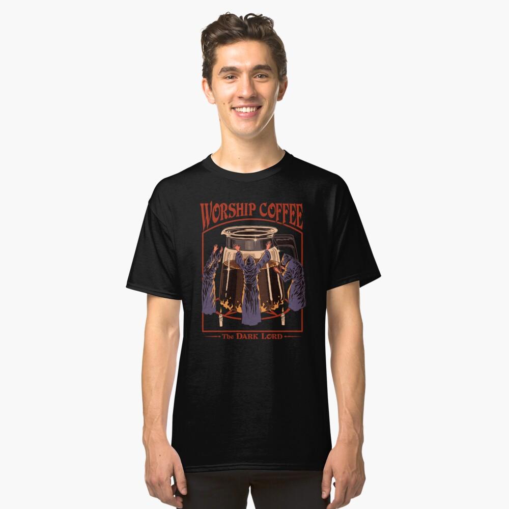 Worship Coffee Classic T-Shirt