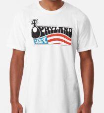 437d3799 OPRYLAND USA graphic design Long T-Shirt