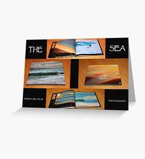 ThE SEA BooK Greeting Card
