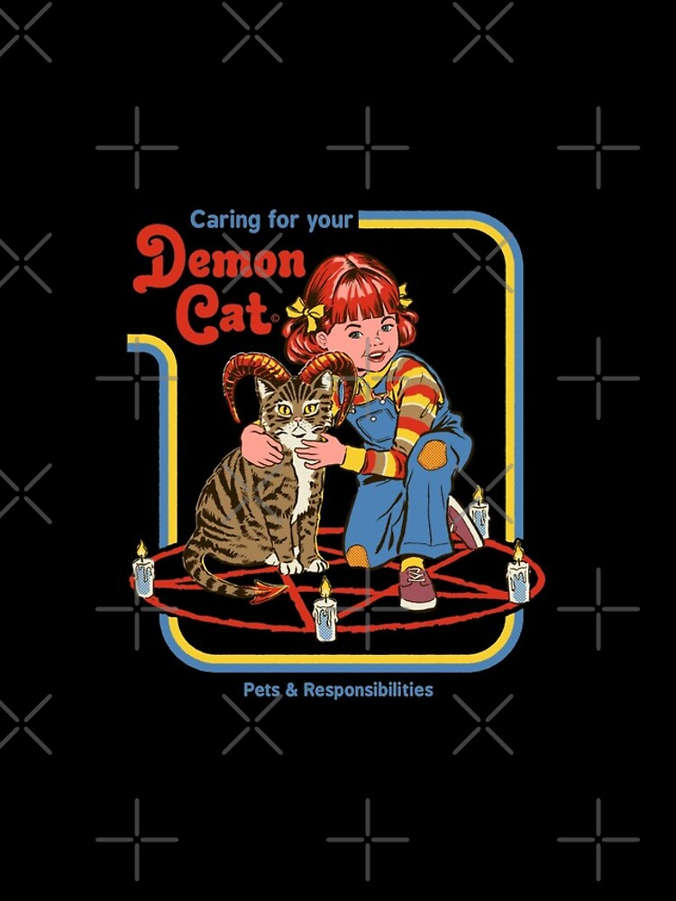 Caring For Your Demon Cat by stevenrhodes