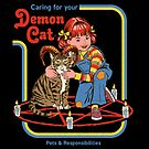 Caring For Your Demon Cat by Steven Rhodes