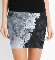 8.2.2017: Natural Ice and Wet Stone Mini Skirt