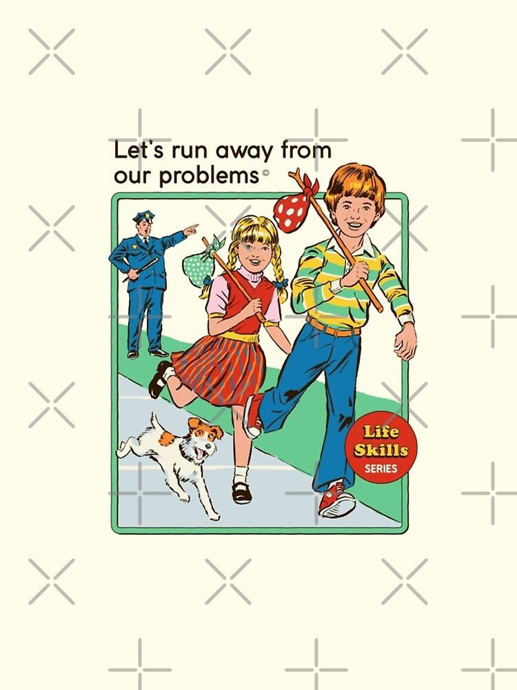 Let's Run Away by stevenrhodes