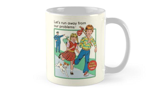 Let's Run Away by Steven Rhodes