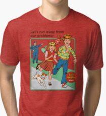 Lass uns weggehen Vintage T-Shirt