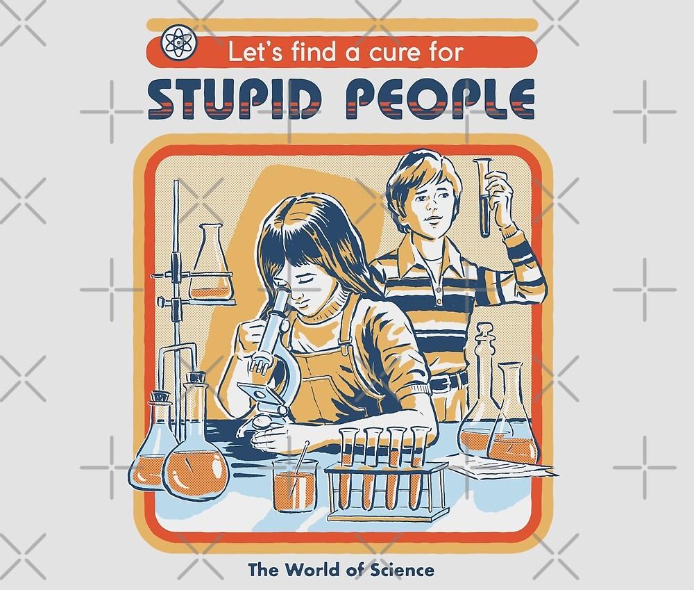 Ein Heilmittel für dumme Leute von Steven Rhodes