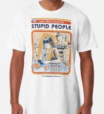 Ein Heilmittel für dumme Leute Longshirt