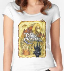 The Dark Crystal Fitted Scoop T-Shirt