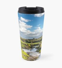 Hopkins fall river Travel Mug