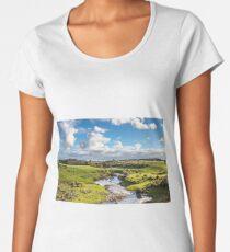 Hopkins fall river Premium Scoop T-Shirt