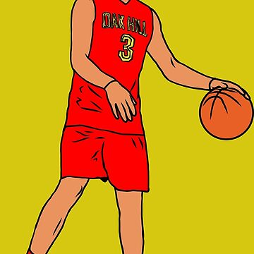Cole Anthony Oak Hill High School by RatTrapTees