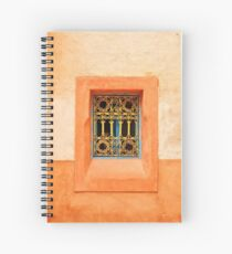 arab window Spiral Notebook