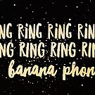 Ring ring ring ring Banana phone by Deana Greenfield