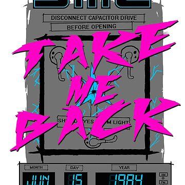 Take Me Back by RetroNomad