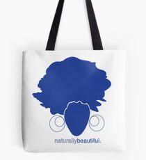 Blue Naturally Beautiful Tote Bag