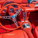 Corvette Interior by Keith Hawley