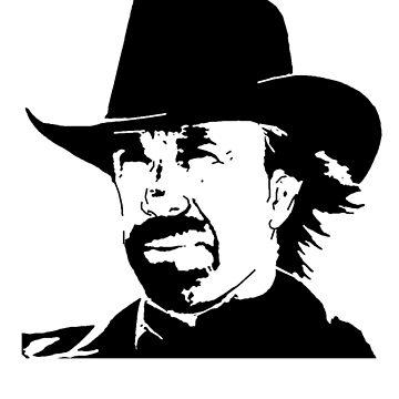 Chuck Norris is tough funny birthday shirt by SOpunk