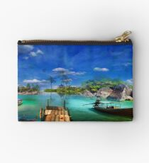 Island of Boats Studio Pouch