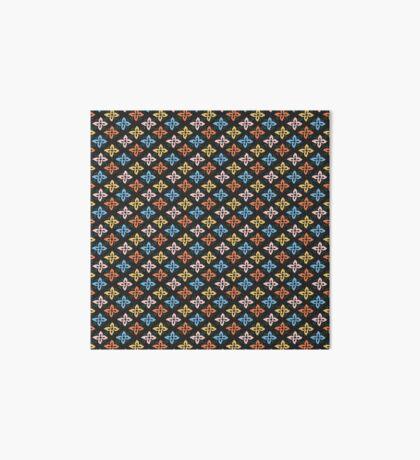 Las Flores 01 (Patterns Please) Art Board Print