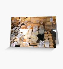 Fromage Greeting Card