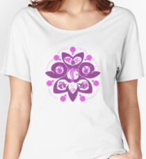 Poison-Type Women's Relaxed Fit T-Shirt
