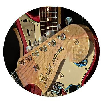 JAGUAR surf guitar by Matterotica