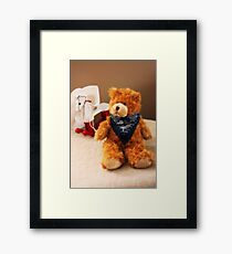 It was a Great Day Framed Print