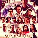 Supernatural 14B by violue