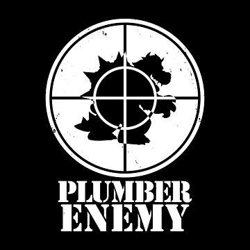 Plumber Enemy by BoggsNicolasArt