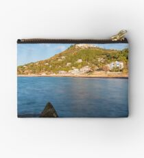 Castellabate Italy On a Sunny Afternoon Studio Pouch