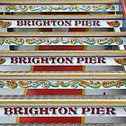 Brighton Pier, Brighton Pier... by Alexandra Lavizzari