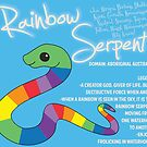 Rainbow Serpent by mstiv