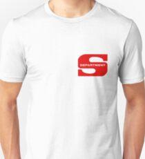 Department S (small cutout) Unisex T-Shirt