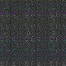 Tapestry - Metalic by Etakeh
