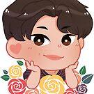 BTS-Blume - RM von DreamyCafe