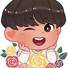 BTS-Blume - J-Hope von DreamyCafe