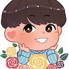 BTS Flower - Jungkook von DreamyCafe