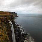 Kilt Rock Falls  by tinnieopener