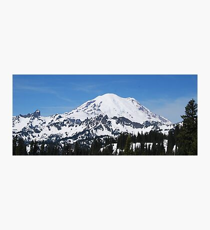 Chinook Pass View Photographic Print