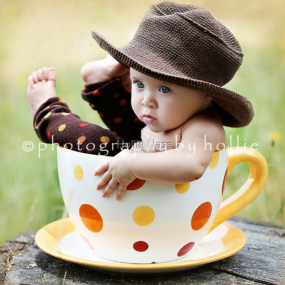 Cup of cuteness  by Hollie Nass