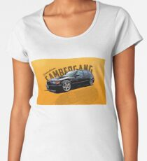 Cambergang BMW E46 Women's Premium T-Shirt