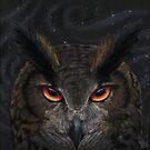 «búho místico» de colleneconrad