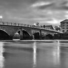 Cardigan Old Bridge by mlphoto