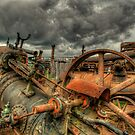 Extreme Scrappage  by Rob Hawkins