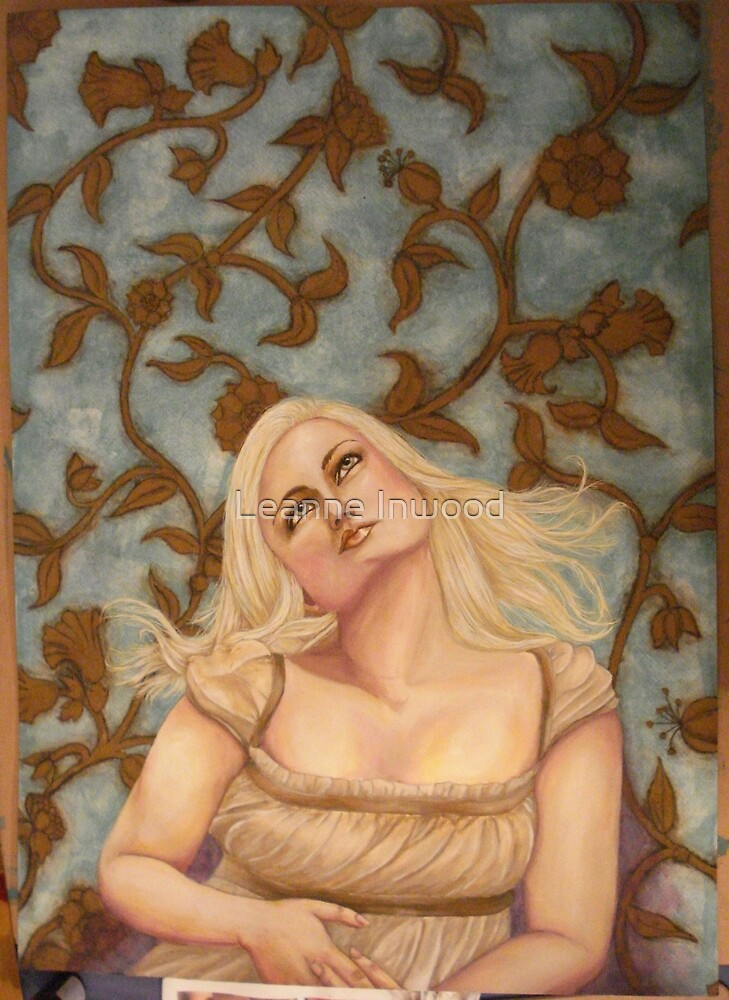 Day Dreaming by Leanne Inwood